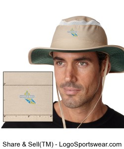 Sun Protection Hat Design Zoom