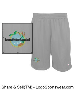 Outdoor Rball Shorts Design Zoom