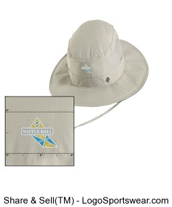 Lightweight Sun Hat Design Zoom